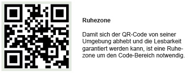 qr-code Ruhezone